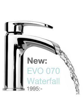 Vattenfallsblandare