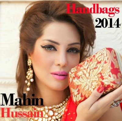 Mahin Hussain Handbags Collection 2014 for Girls