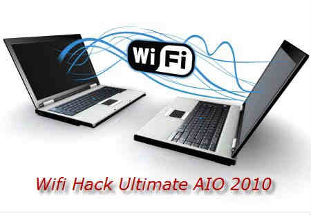 Cara Hacking WIFI | Wifi Hack Ultimate All In One 2010