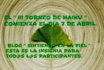 III Torneo de haiku