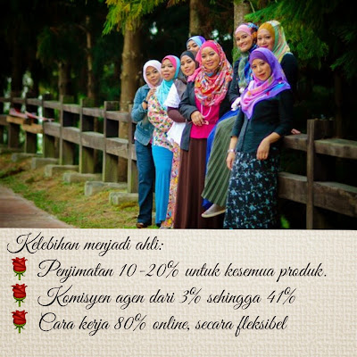 Mompreneur, Extra Income, Working From Home, Jana Pendapatan, Duit Raya 2015, Online Bisnes, Azniza Arshad, Agen Hai-O, Usahawanita, Usahawan