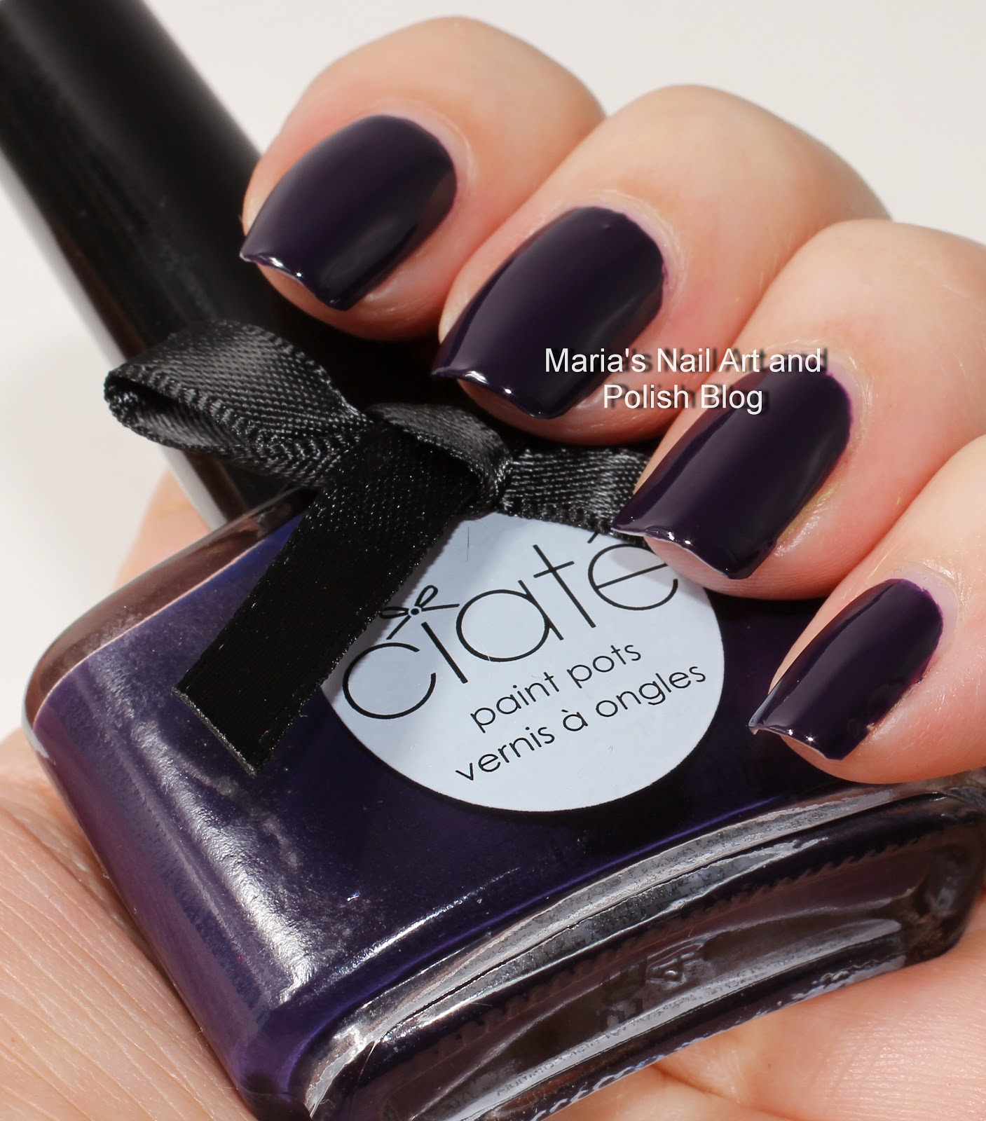 Swatch Ciate: Marias Nail Art And Polish Blog: Ciate Swatches: Big