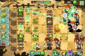 Plants vs Zombies cho dien thoai