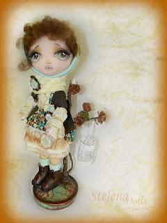 подстав для куклы своими руками