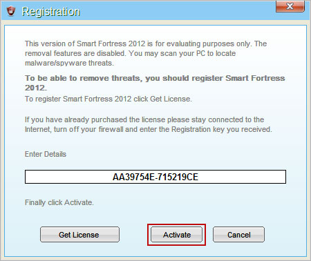 Fortress 2012 license key serial activation number aa39754e 715219ce