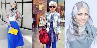 trend hijab 2013 3 Trend Hijab Terbaru 2013