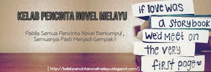 Blog Kelab Pencinta Novel Melayu (KPNM)