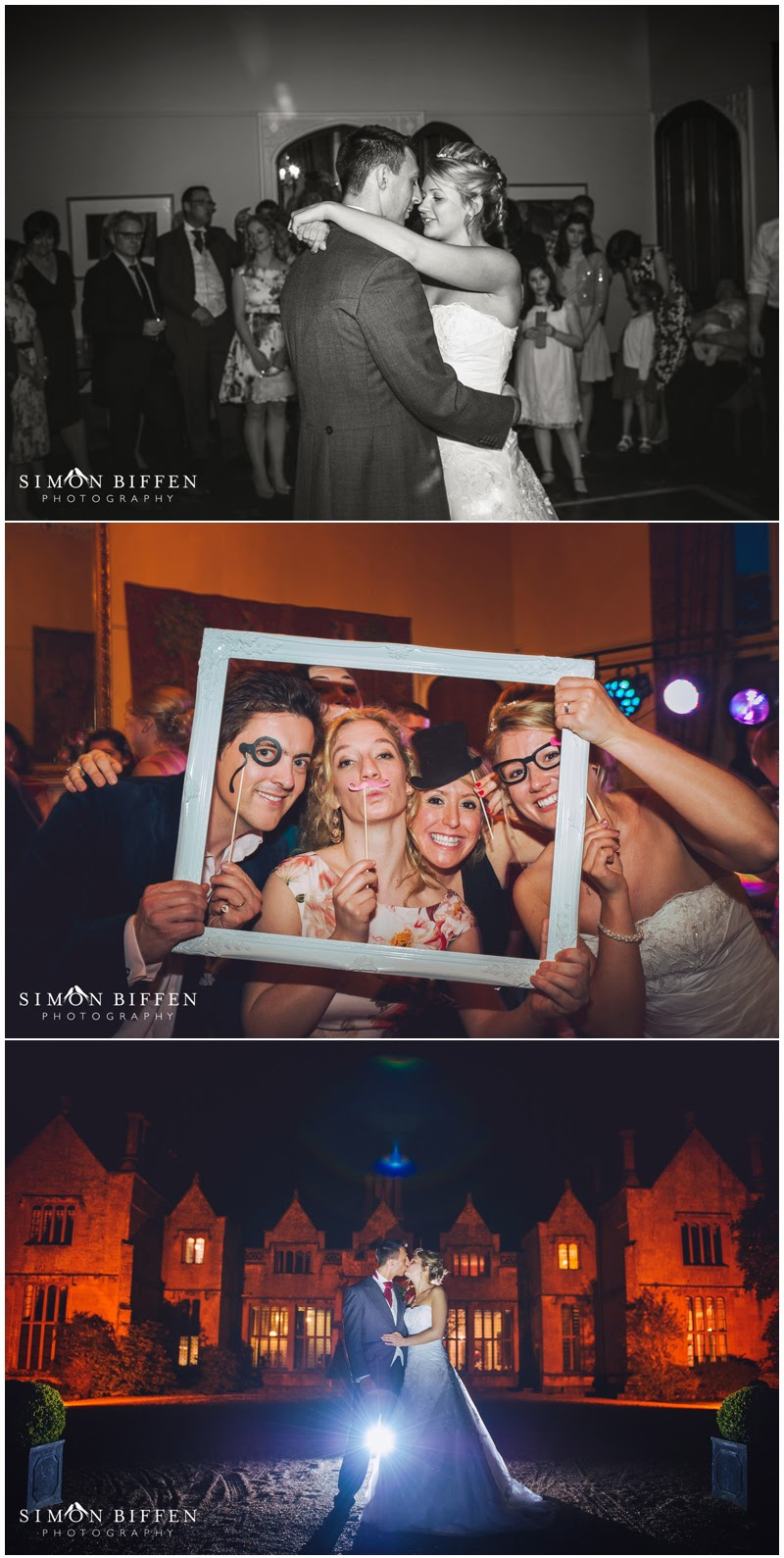 First dance and last shot of the night Dillington House