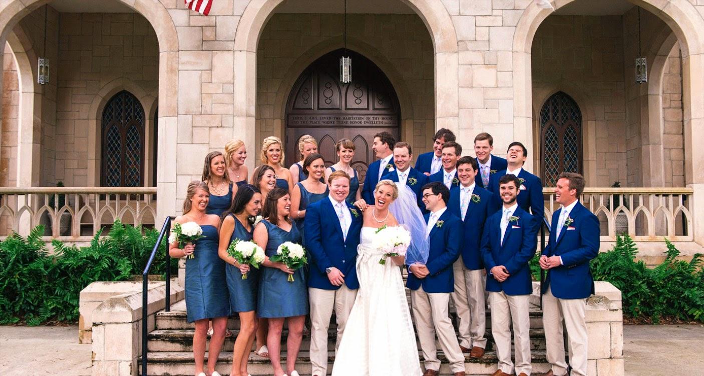 Preppy Wedding