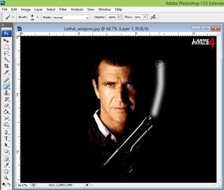 pic cara belajar how to create tutorial photoshop pemula membuat asap rokok 3