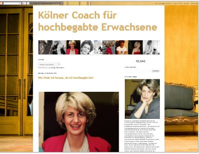 Kölner Coach für hochbegabte Erwachsene
