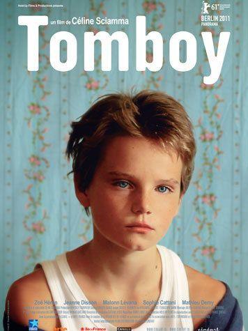 filme tomboy poster cartaz