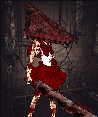 Sailor Pyramid Head por Demile