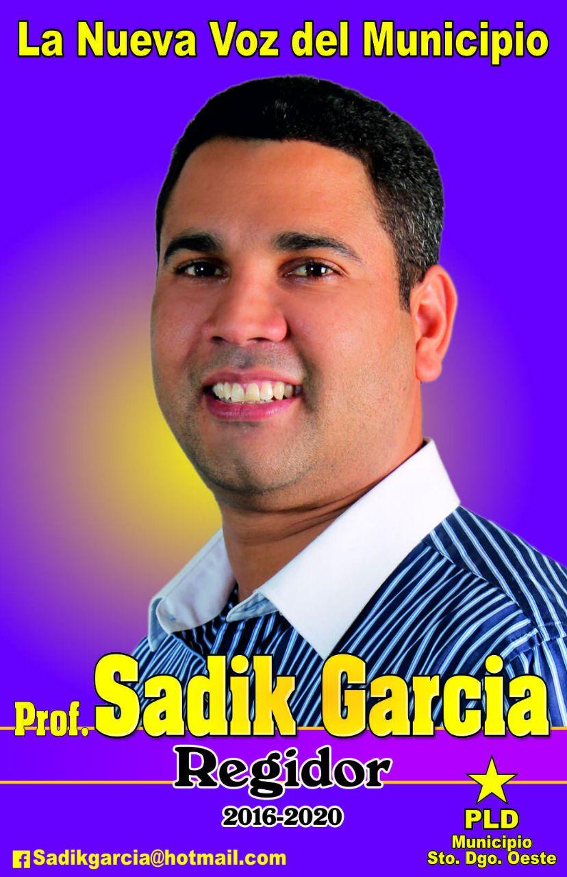 Prof. Sadik García Regidor
