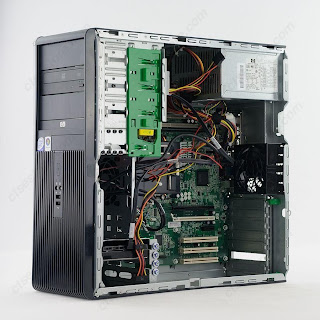 cpu built-up hp dc7900 komputer branded bekas murah