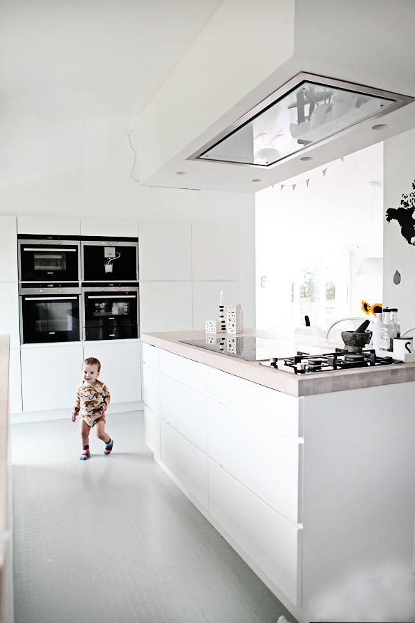 Forever love: vårt kjøkken.