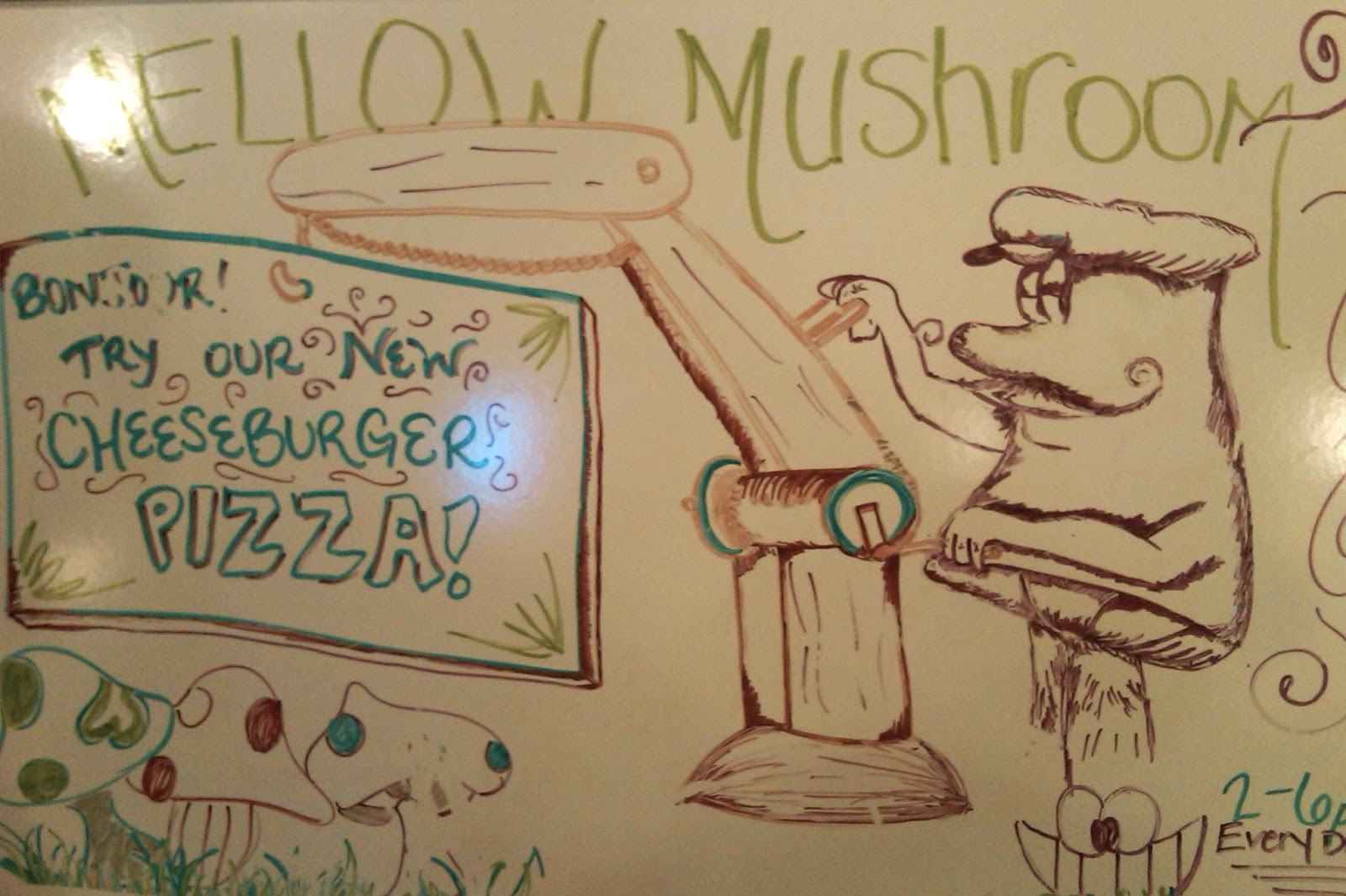 Mellow Mushroom Pizza differentiated itself via flexibility in its business model