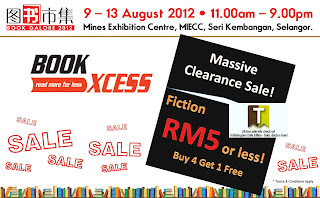 BookXcess Massive Clearance Sale 2012