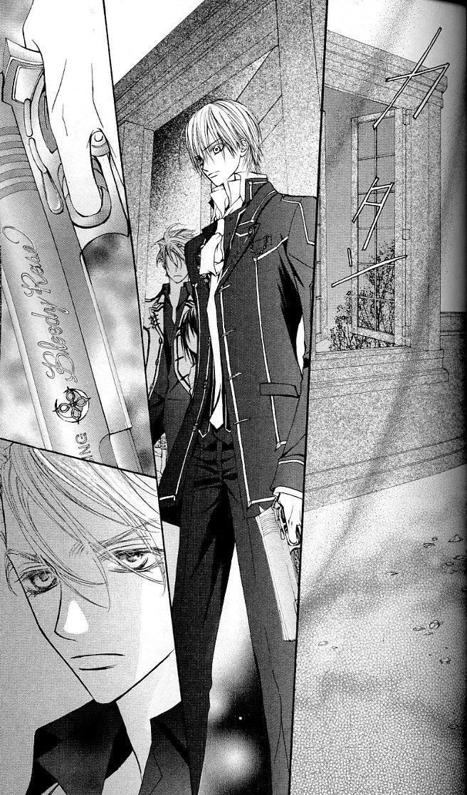 Vampire Knight Chapter 20 - Trang 46