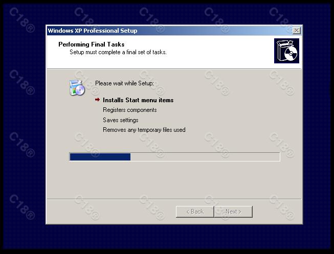 Windows XP Professional SP3 Black Edición Actualizada 22/5/2013