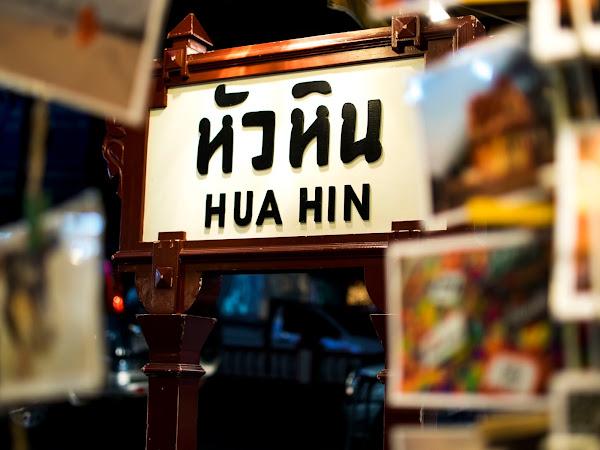 [HUA HIN] Hua Hin Night Market @ Thailand