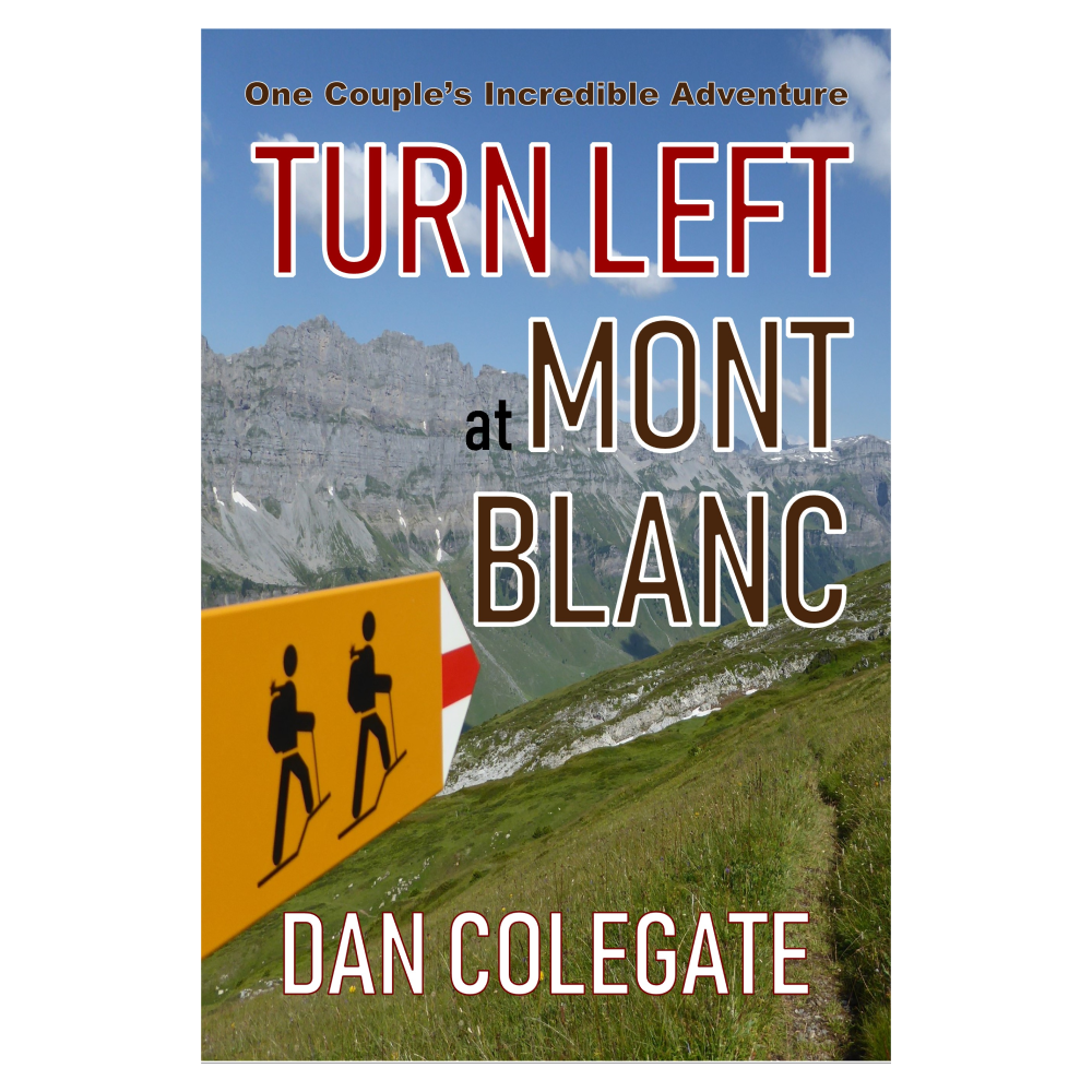 Turn Left At Mont Blanc