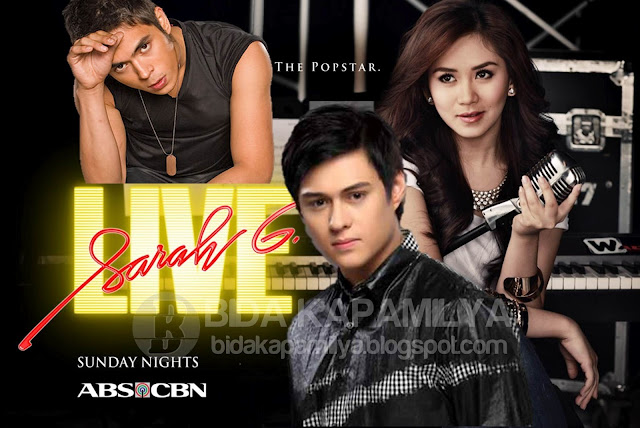 Jake Cuenca and Enrique Gil Return on Sarah G Live this June 24
