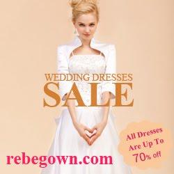 wedding dresses on rebegown.com