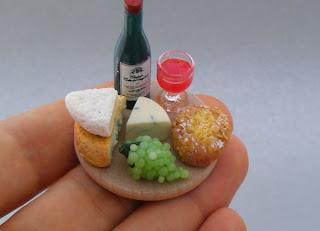 Comida em miniatura - GNVision Blog