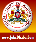 High Court Of Karnataka Recruitment, Jobsdhaba, Sarkari Naukri, Court Jobs