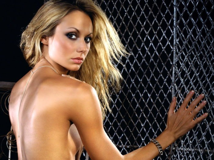 Stacy Keibler Sexy Bikini Model