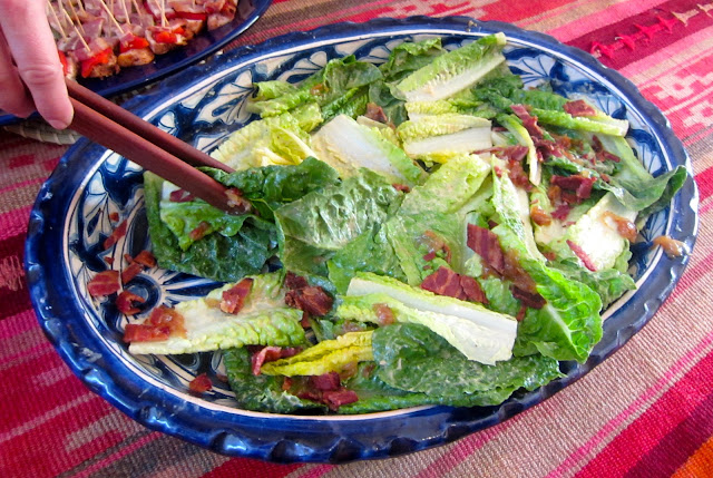 paleo caesar salad