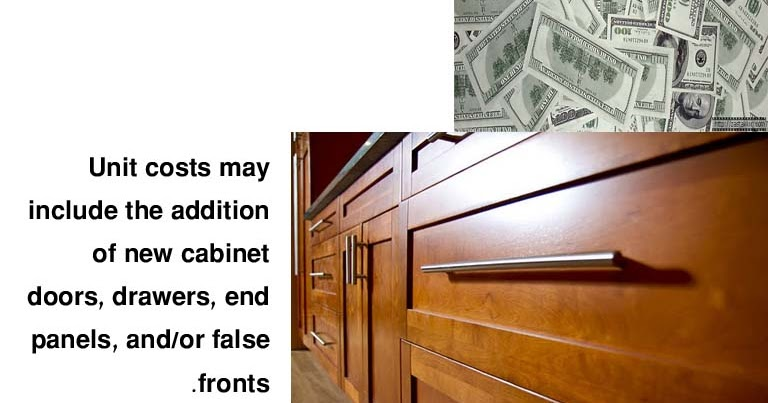 Image Result For Cost Of Refacing Kitchen Cabinets Vs Painting