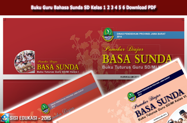 Buku Guru Bahasa Sunda SD Kelas 1 2 3 4 5 6 Download PDF