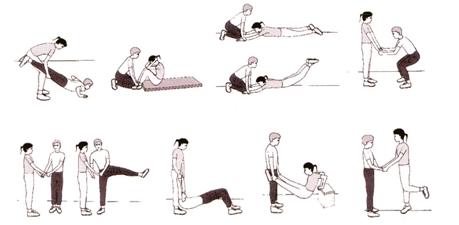 5 ejercicios de fuerza:
