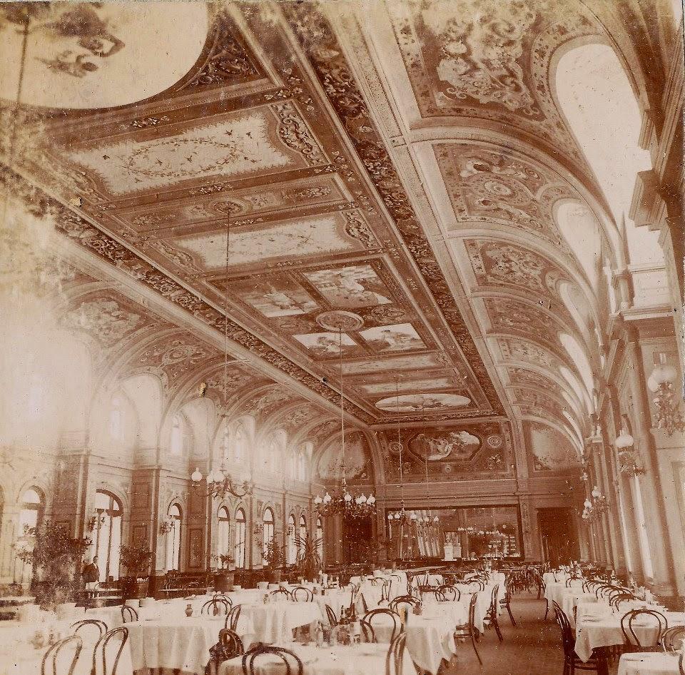 Comedor de Hotel Bristol