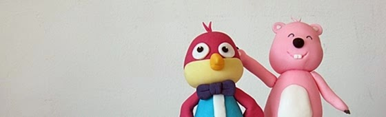Header picture of Pororo friend's cake