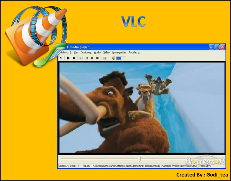 vlc player how to play from last stopped scene