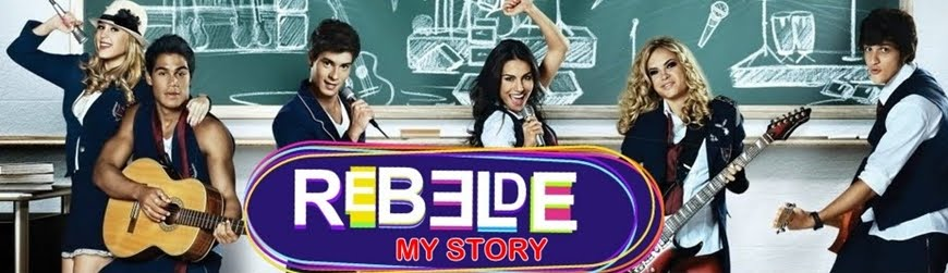 Rebeldes My Story