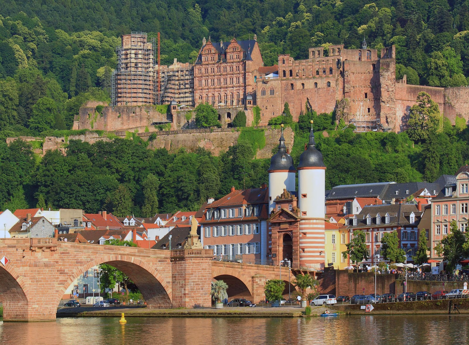 Heidelberg Boat Tour
