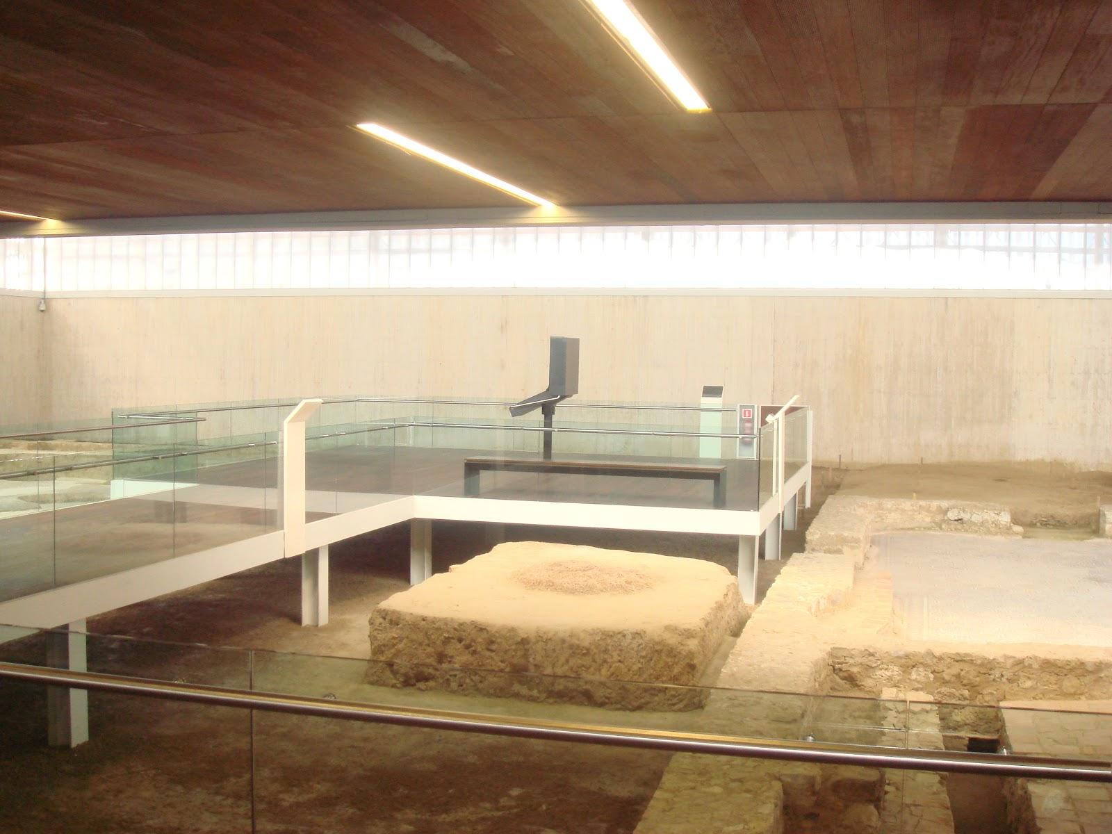 Mosaico De Aquiles En Skyros De La Villa De La Olmeda # Muebles Pous Granollers
