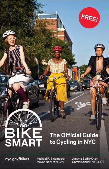 NYC DOT  Bike Smart