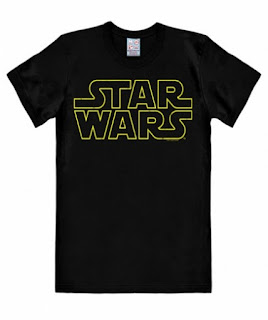 Koszulka z logo Star Wars