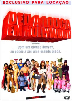 Download - Deu a Louca em Hollywood - DVDRip AVI Dublado