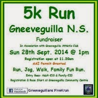 28th Sept...5k in Co.Kerry
