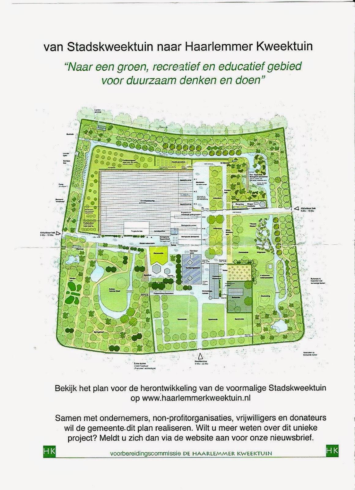 Beautiful de nieuwe akker plattegrond haarlemmer kweektuin for Plattegrond tuin maken