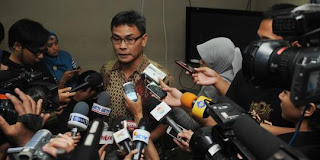 Kasus bocornya sprindik Anas bikin internal KPK tak kondusif