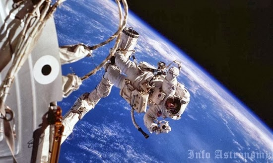 10 Fakta Menarik Tentang Astronot