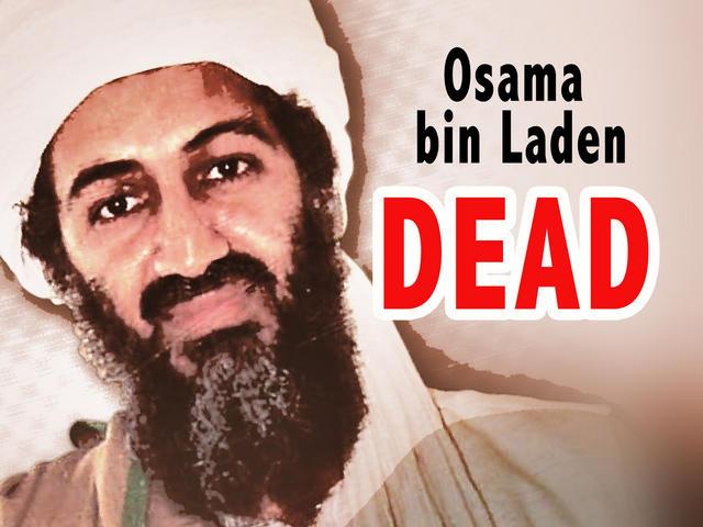 Osama in Laden second from. Osama bin Laden 39 s death 39