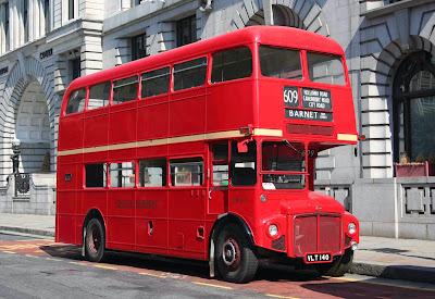 Lodon bus